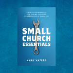 Book Recommendation for Church Planters and Small Church Pastors