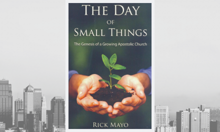 Book Recommendation for Apostolic Church Planters written by an Apostolic Church Planter
